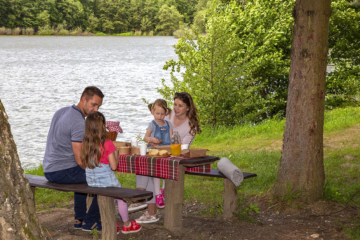 Bonton boravka na pikniku