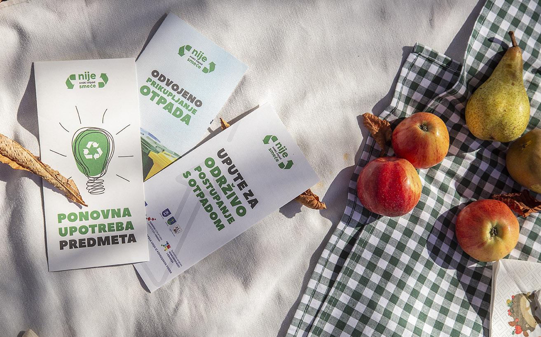 Piknika potaknula na odvajanje otpada i biootpada na turističkoj manifestaciji Bučijada